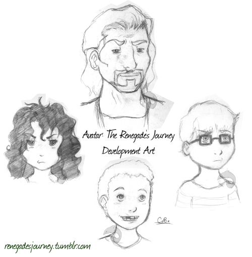 renegadesjourney:  Asami Sato's legacy. XP Grandson and great grandkids.