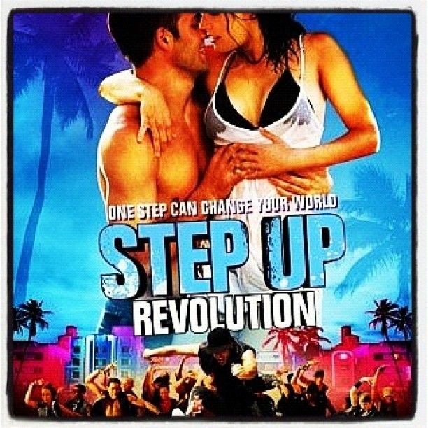 "One Step Can Change Your World.,Step Up 4 ""#REVOLUTION"".. #Dance #Hiphop #MOB #SYTYCD #Move #Step #Streetdance #BreakDancing #Genre #Change #World#KathrynMcCormick #Emily #RyanGuzman #Sean #Miami #2012 #Crew  #manila #Igmanila #IgersManila #Igersfans #Igersworld #IgPhilippines #Igworld #instapic #Instapad #Instagood #Instagram #Instacool #Manila #Philippines #Picoftheday (Taken with Instagram at My Crib)"