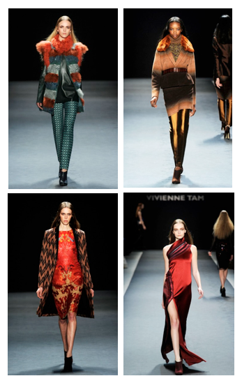 #Fall wardrobe inspiration from @VivienneTam
