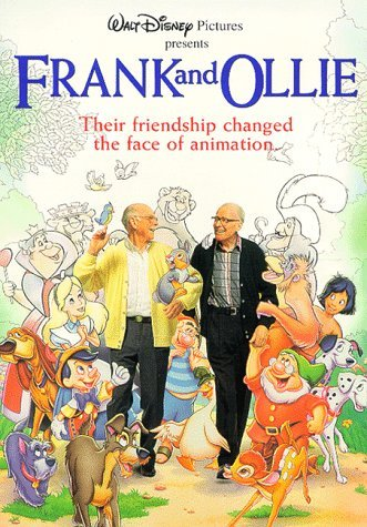 Frank & Ollie  An amazing documentary about the great animators Frank Thomas and Ollie Johnston. I have been wanting to see this for years and caught it on Ovation. I knew a lot of the information, but it was good to see their chemistry and get into specific scenes. A scene with Thumper really got to me for some reason. Not only was it funny, but it brought back memories. It's weird how certain things can do that. I think that conveys the message of this movie so well.