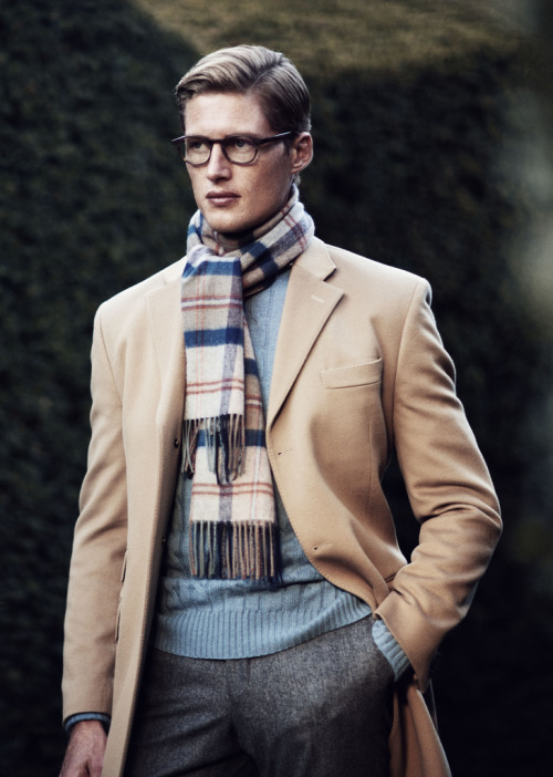 Gaze - Hackett Designer Menswear Autumn/Winter