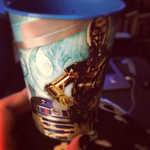 New #starwars cup! (Taken with Instagram)