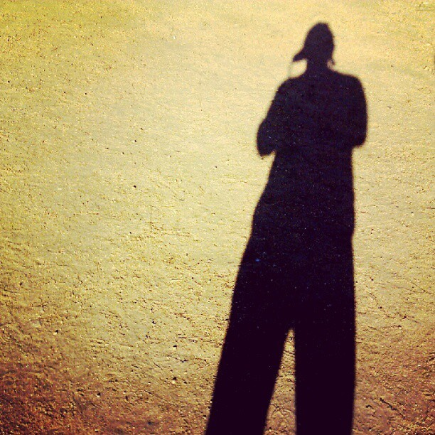 Shadow  (Tomada con Instagram)