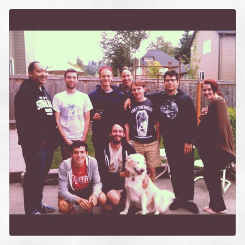 Placeholder/Secret Plot 2012!  This tour has been awesome so far, ups and downs, whatever.  I can't stress enough my gratitude to everyone that has come to a show, listened, sang, and picked something up at the merch table.  We are a long way from home and it's refreshing to encounter so many nice people.  Genuine people.  Again, thank you.  Two more weeks left!