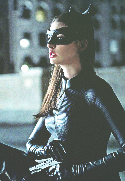 myhusbandbatman:  Anne Hathaway as Catwoman.