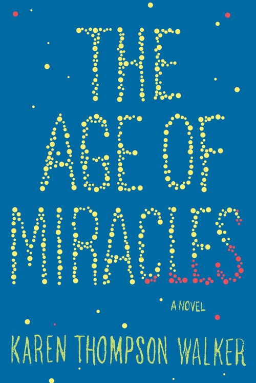 Read an ARC of The Age of Miracles. RA result: a quick, painless read that toes the line between YA and adult. I deign to recommend it for those who want in depth, strongly developed characters, but for those who want a beach read or something they can read with their kids, this hits the spot.