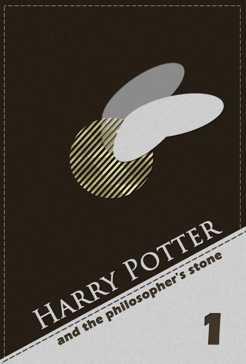 Harry Potter and the Philosopher's Stone by Jeferson Barbosa