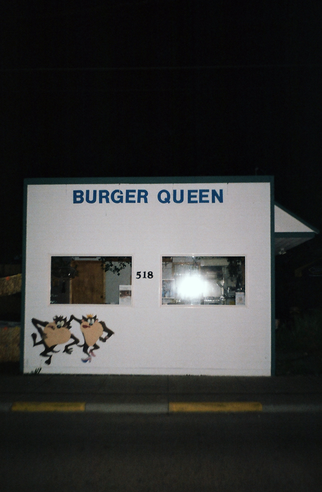 alieneyeball:  Burger Queen