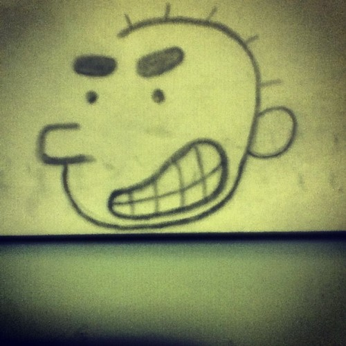 Random #drawing 5 (Taken with Instagram)