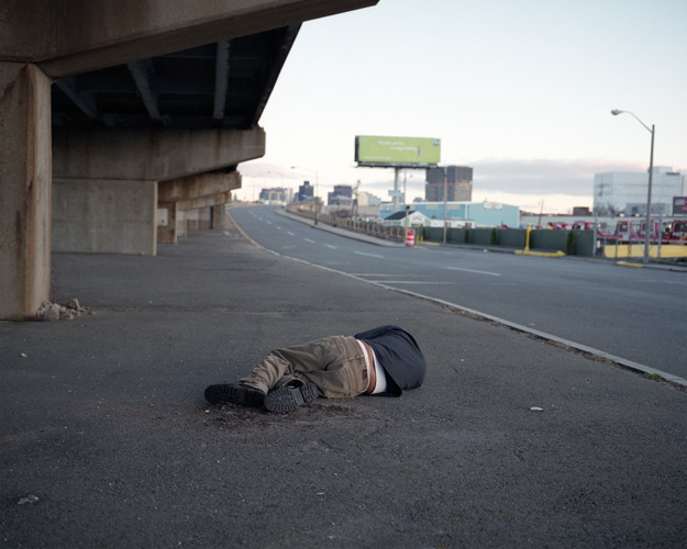 Dead Man Under Bridge, 2009