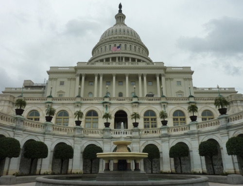 The United States Capitol Building, Washington DC. - Monday 14th May, 2012.