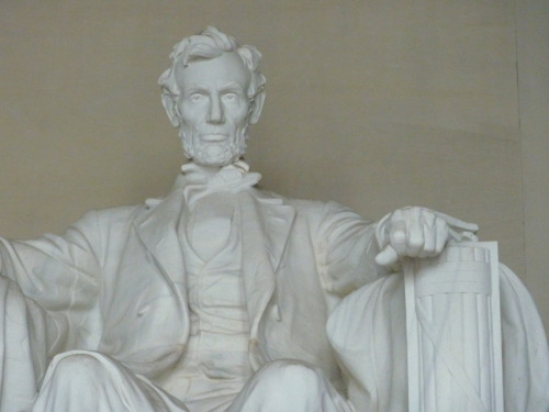 The Lincoln Memorial, Washington DC. - Monday 14th May, 2012.