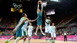 """Heading into their opening clash with Brazil, the Boomers had a real chance to put an opening stamp on the Olympic competition. A win over a Brazil side that had performed admirably against the United States in an exhibition game would validate their top ten FIBA ranking and prove that our boys weren't to be trifled with in London."" http://www.backpagelead.com.au/olympics/7040-boomers-bounced-as-us-move-like-a-dreamFollow."
