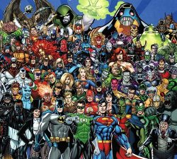 DC Universe presents HIT 700 FOLLOWERS ! Thank you all ! Yay !
