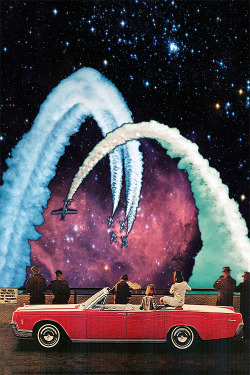 "eugenialoli:  ""Restricted Space Air Show"" by Eugenia Loli"