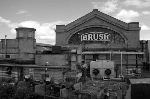 Brush Engineering, Loughborough. July 2012.