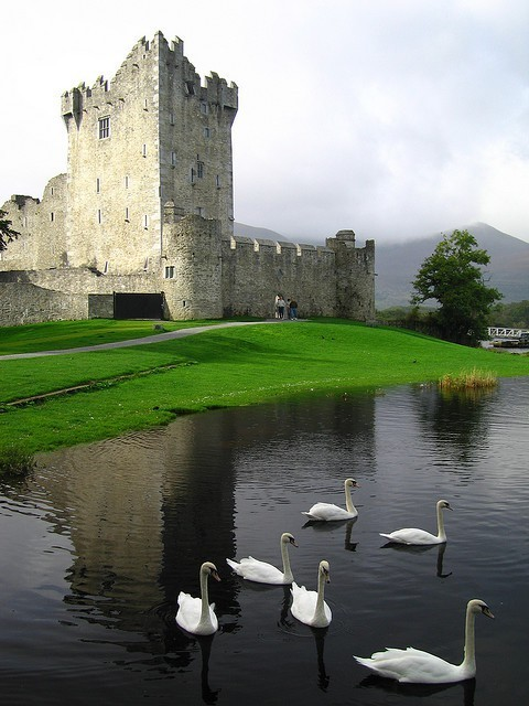 bladeinthenorth:  Ross Castle, Ireland
