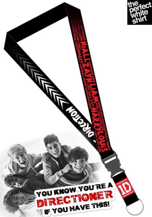 1D Lanyard. #JuanDirectioners @official1D_PHIL @PH_1Directioner @onedirection #1D #onedirection FOR ORDERS AND INQUIRIES: Please call The Perfect White Shirt Office at: 02-7389443 (9am-6pm daily) Send us a text message at:0917-8868797 E-MAIL US. ONLINE CATALOG.