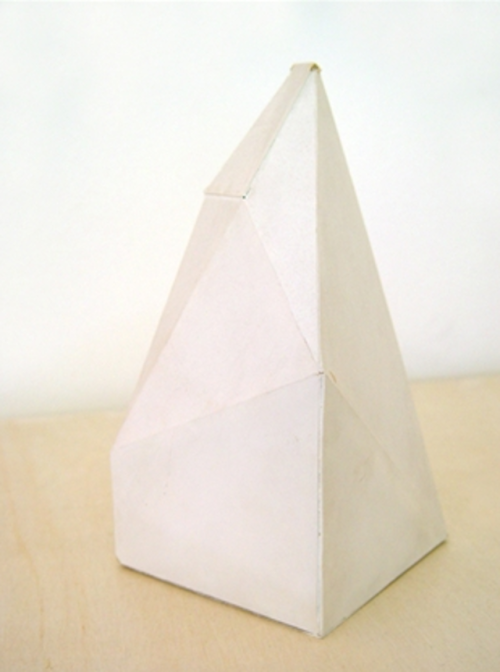 LeWitt's Pyramid American artist Sol LeWitt is considered to be a founder of the Minimalist and Conceptual Art movements. His Pyramid (1989) is now live for bidding on artnet Auctions.