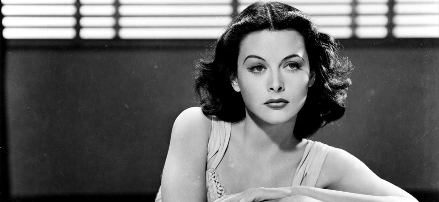 "fuckyeahhistorycrushes:  The woman who made your Wifi working. Hedy Lamarr was an Austrian-born American actress. Max Reinhardt called her the ""most beautiful woman in Europe"" due to her ""strikingly dark exotic looks"". Mathematically talented, Lamarr came up with an early technique for spread spectrum communications and frequency hopping, necessary for wireless communication from the pre-computer age to the present day."