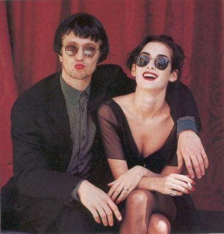 suicideblonde:  Gary Oldman and Winona Ryder
