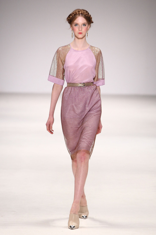alice mccall fashion week 2012.