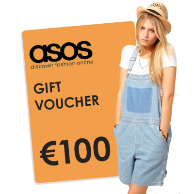 Do you love online shopping? We are giving away 11 gift vouchers to spend at Asos. Click here for more details »