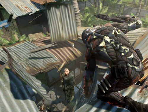 EA have released a new interactive demo trailer for Crytek's new game, Crysis 3.