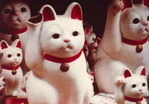 ADIEU CHRIS MARKER. #2012lafindumondecontinue