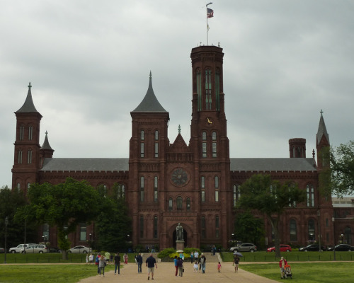 "The Smithsonian Institute, ""The Castle"", Washington DC. - Monday 14th May, 2012."