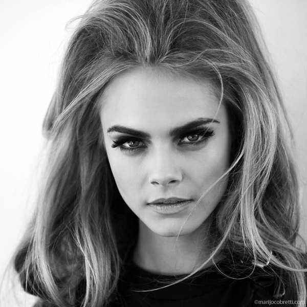 Cara Delevingne by Marijo Cobretti #photography