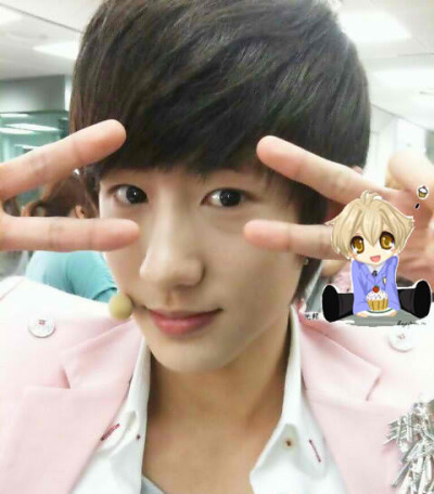 Happy Birthday. No Minwoo - Boyfriend  July 31, 1995