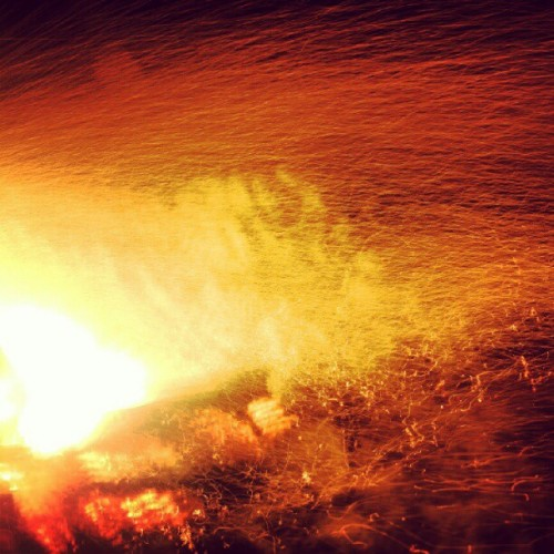 Embers (Taken with Instagram)