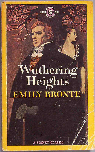 "July 30, 1818:  English Author Emily Brontë is Born Emily Brontë, of the famous Brontë sisters writing trio, was born on this day in 1818 in Yorkshire, England.  Because of the harsh living conditions in disease-ridden 19th Century England, the Brontë sisters witnessed the deterioration and death of nearly all of their family members, which deeply impacted their writing.  Emily Brontë herself was met by an early death in 1848, leaving behind the legacy of a single novel, Wuthering Heights, now considered a classic work of English literature.  Take a behind-the-scene look at Masterpiece's film ""Wuthering Heights"" based on the Emily Brontë novel."