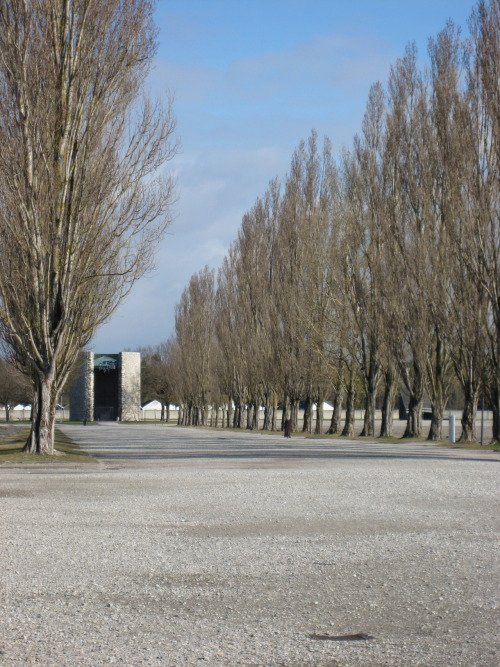 Dachau concentration camp '08