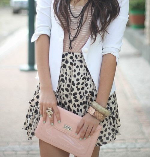 #PinterestFashionFind: Amazingly adorable look for the office. As seen on: pinterest.com/cvilim/