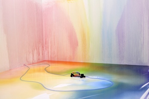 fer1972:  Liquid Rainbow by Edwin Deen   Dreams aren't Dreams without colour