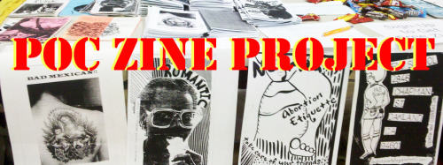 "poczineproject:  POC (People of Color) Zine Project 2012 Tour Dates: Sept 24 New York, NY Sept 25 Philadelphia, PA Sept 26 Pittsburgh, PA Sept 27 Athens, OH Sept 28 Detroit, MI Sept 29 Ann Arbor, MI Sept 30 Chicago, IL Oct 1 Champaign, IL Oct 2 Bloomington, IL Oct 3 Columbus, OH Oct 4 Blacksburg, VA Oct 5 Washington, DC Oct 6 Baltimore, MD Oct 7 New York, NY We'll have specific details about each city and how you can help and participate in the coming weeks. If you can't wait, email daniela@dcapmedia.com with your questions! We're excited!! Be sure to follow poczineproject.tumblr.com and ""Like"" our FB page if you haven't already to get the latest updates as soon as we post them. WAYS YOU CAN HELP NOW 1. If you're from or around any of these cities, contact us and let us know if you're interested in volunteering, have a band and want to perform, want to table, can help out with hosting us overnight, can assist with livetweeting and livestreaming from events, etc. 2. Donate to help us offset the cost of this tour, vehicle rental and gas money. We appreciate every cent. POC Zine Project is 100% a volunteer entity. 3. Reblog this post and share the link with your friends, especially in these cities! We'll have an official page up soon for the tour but for now here are some details: - In some cities we're doing a multimedia show in the evenings but in others we're looking to do that PLUS paid speaking events at local universities & ally organizations during the day. If your city is part of the tour and you'd like us to speak at your school, contact us. It's especially helpful if you can point us to a contact at your school. - We want folks to table and to sell/trade poc zines at our shows! We'll have more details about who's participating but for now contact us if you're interested in participating. - Do you write for a print or online publication that would like to share information about the tour and event details as they happen? Contact us for interviews or connect us with your friends who do. We want as many folks as possible to find out about this tour and why we feel POC Zine Project is vital to DIY/punk/zine/activism communities. BACKGROUND ON THE UNIVERSITY COMPONENT OF THE TOUR Here are some details you can share with your school administrators so they understand what it is we aim to discuss and share on campus. TITLE BEYOND 'MEET ME AT THE RACE RIOT': People of Color in Zines from 1990 - TodaySPEAKER PROPOSAL SUMMARYThe POC (People of Color) Zine Project is taking 'MEET ME AT THE RACE RIOT' on the road in September of 2012. Drawing from the first MMATRR event co-produced in 2011 with the Barnard Zine Library and For the Birds Collective, POC Zine Project will bring a thought-provoking and visually stimulating multimedia event and panel discussion to participating universities during their inaugural POC Zine Project tour.BACKGROUNDIn recent years, punk and riot grrrl have become the subject of much retrospection and analysis (there are easily a score of scholarly and popular monographs, documentaries, and exhibitions completed or in progress). This retrospective turn, with its subsequent institutionalization of some stories about punk and riot grrrl and not others, has largely failed to center race as a crucial factor, or to observe punks of color as a vital but also a discomforting presence. Punk musics, punk looks, can trace their origins through the blackness of rock 'n' roll and young street toughs, even as this provenance is ignored, or disavowed; the clubs that fostered nascent scenes were often located in neighborhoods populated by people of color, and operated by them as well – consider Mabuhay Gardens (San Francisco), Raul's (Austin), Madame Wong's and the Hong Kong Club (Los Angeles)—though these cramped quarters often led to racial tensions and sometimes riots. And yet these histories of tension and contribution are not often acknowledged, let alone understood. BMMATRR interrupts this void. 'BEYOND MEET ME AT THE RACE RIOT' includes a rotating roster of speakers who offer through their zines a chronology and a partial history of the creative and intellectual production of people of color.SPEAKERSThe POC Zine Project tour members and 'BEYOND MEET ME AT THE RACE RIOT' panelists are:Osa Atoe: Shotgun Seamstress zine series author and musician. Daniela Capistrano: POC Zine Project founder, Current TV producer and media literacy activist.Mimi Thi Nguyen: Associate Professor of Gender and Women's Studies and Asian American Studies at the University of Illinois, Urbana-Champaign, author, activist and creator of the seminal Race Riot zine series. Cristy C. Road: Floating in a pool of her own blood, sweat and occasional tears. C. Road is a 30-year-old Cuban-American artist and writer. Blending social principles, sexual deviance, mental inadequacies and social justice - she thrives to testify the beauty of the imperfect.Other panelists to be announced in the coming weeks.ABOUT POC ZINE PROJECTThe POC (People of Color) Zine Project, founded in 2010, is a grassroots non-profit organization with a mission to make zines by people of color easy to find, share and distribute: community and activism through materiality.POC Zine Project is curating a traveling POC zine exhibition, establishing an archive, producing a community website and providing, tools and events for zinesters of color and their allies.TOPICS COVEREDIntersection of race, zine and punk/diy culture and inequalityCommunity through materialitySESSION BREAKDOWNTRT: 95-100 minutes  BACKGROUND ON THE MULTIMEDIA SHOW COMPONENT OF THE TOUR Osa is booking venues and contacting bands as we type, so contact us if you're interested in participating as a performer, connecting us with a venue in your city, hosting, etc.!"