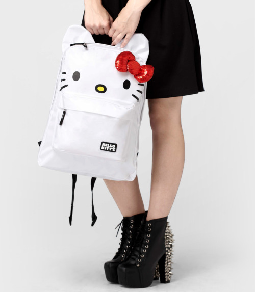 Headed back to school soon? Hello Kitty's got your back!