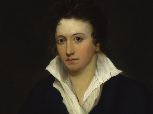 theatlantic:  Percy Bysshe Shelley Frets About Information Overload … in 1821  We have more moral, political, and historical wisdom than we know how to reduce into practice; we have more scientific and economical knowledge than can be accommodated to the just distribution of the produce which it multiplies. The poetry in these systems of thought is concealed by the accumulation of facts and calculating processes. There is no want of knowledge respecting what is wisest and best in morals, government, and political economy, or at least, what is wiser and better than what men now practise and endure. But we let I dare not wait upon I would, like the poor cat in the adage. We want the creative faculty to imagine that which we know; we want the generous impulse to act that which we imagine; we want the poetry of life; our calculations have outrun conception; we have eaten more than we can digest. The cultivation of those sciences which have enlarged the limits of the empire of man over the external world, has, for want of the poetical faculty, proportionally circumscribed those of the internal world; and man, having enslaved the elements, remains himself a slave.  Read more. [Image: Wikimedia Commons]