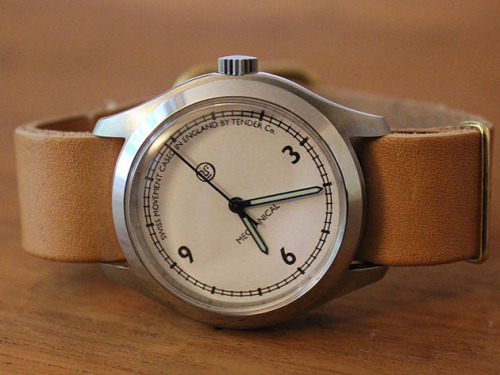 Tender Mechanical Wrist Watch