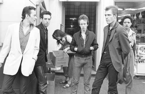"Your Morning Shot: The Clash ""You gotta be able to go out there and do it for yourself. No one's gonna give it to you."" - Joe Strummer"