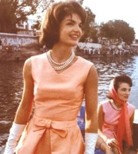 Jackie Kennedy ~ 1960's. The definition of timeless style. (newyorkcityfashion.wordpress.com)