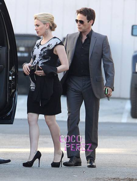 Just found out that Anna Paquin and her sexy hubby Stephen Moyer is having a baby..Twins!! Too bad it can't be written into the story line…
