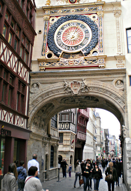 just-wanna-travel:  Rouen, France