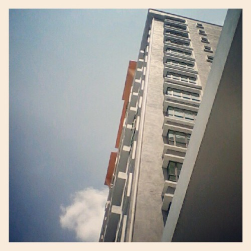 Park51 pj. #archilovers #architecture  (Taken with Instagram)