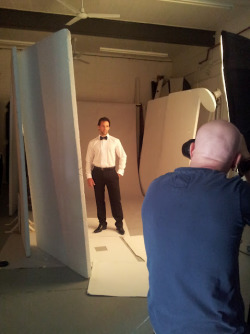 Sneak peak of our Paul Costelloe photoshoot for AW12!