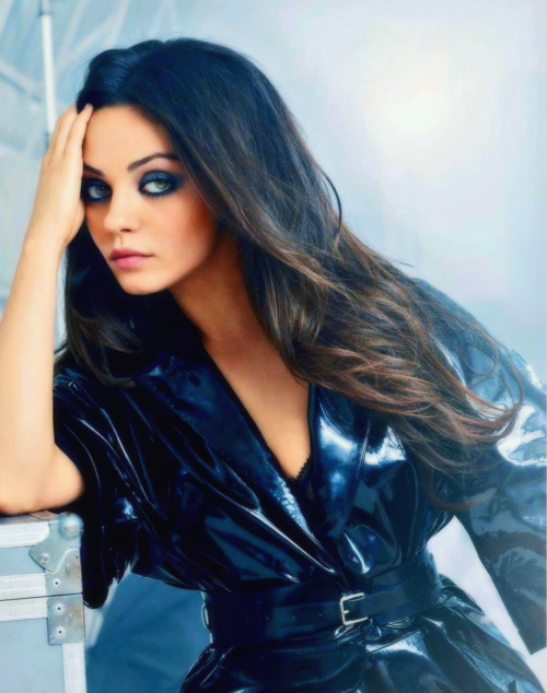 Mila Kunis for Vogue 'Russia'