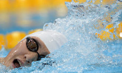 China's Ye Shiwen competes in the women's 200m individual medley heats on Monday, when she said 'the Chinese team keep very firmly to the anti-doping policies'. Photograph: Christophe Simon/AFP/Getty Images  Ye Shiwen's world record Olympic swim 'disturbing', says top US coach • Chinese 16-year-old who swam faster than Ryan Lochte compared to East Germans• John Leonard says gold medal time was 'not believable to many people'