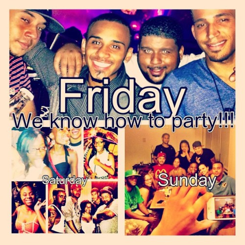 #Party #Friday #Saturday #Sunday   @Ballerboy33 @leelipz93 @JDMxeburn7 @ohohcutiee @Nenanena28 @E_scrat @jaye180 @Prettyacosta @_lovepurple21 @jaryqziel @5Converse @thebestyouneverhadd @polodefjam23 @jesssy0x  #Now #I #Rest #my #Case #Winning #follow #followback  (Taken with Instagram)
